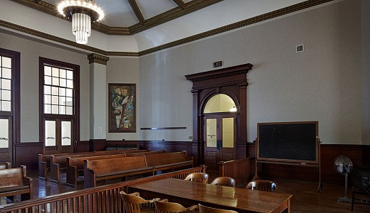 Truman Courthouse Restoration
