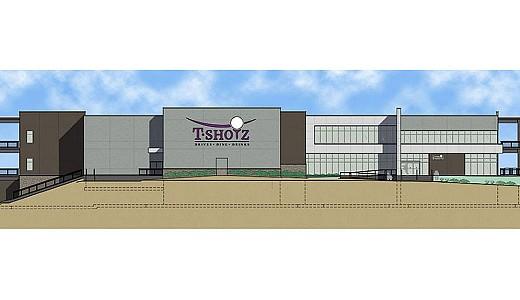 T-Shotz Golf Entertainment Venue