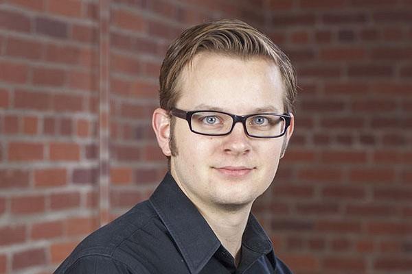Jordan Elliott, Intern Architect